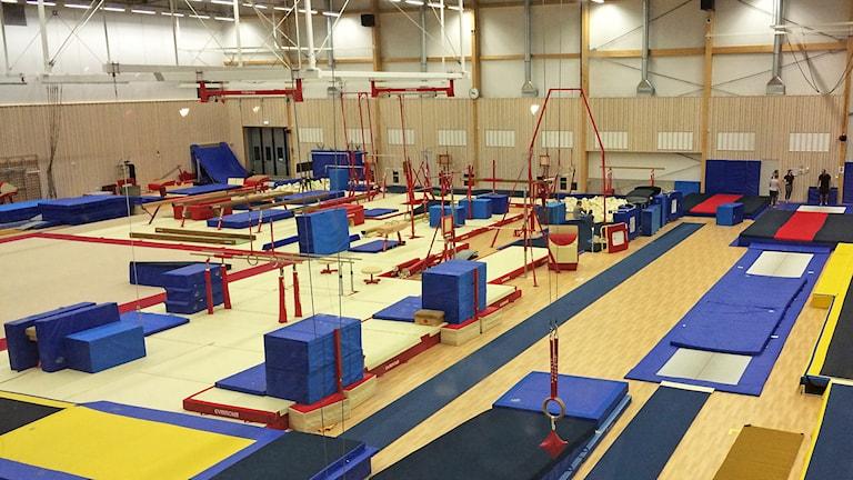 Gymnastikhall Östersund Arena