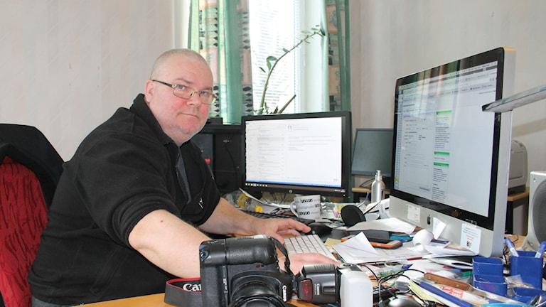 Petter Frisell, Östersund
