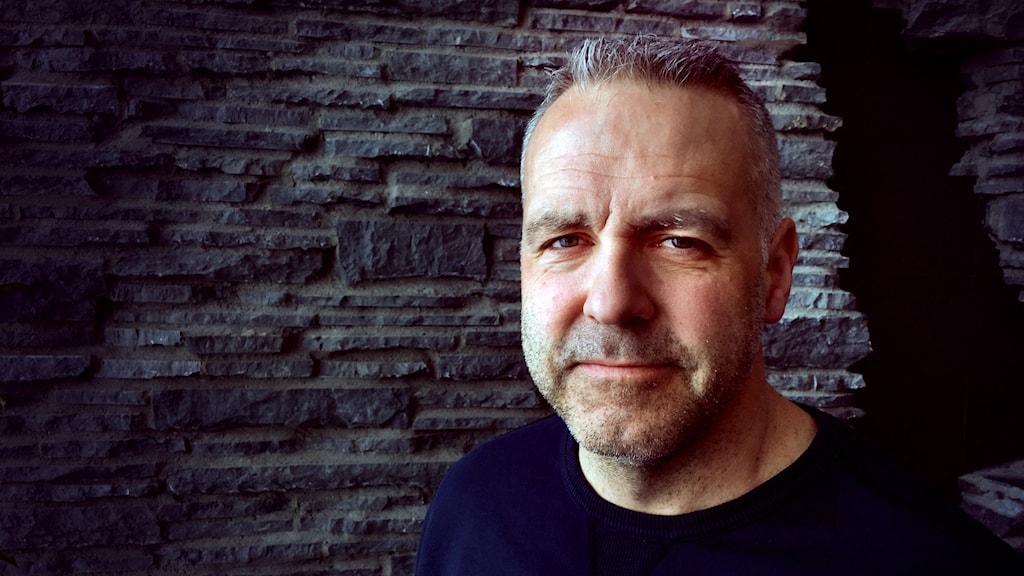Max Olsson, tillförordnad polisområdeschef i Östersund.