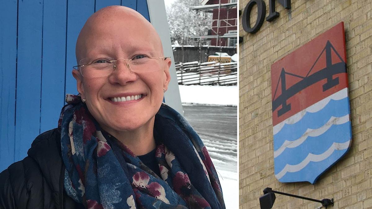 Ylfva Wistrand / Strömsunds kommunlogga