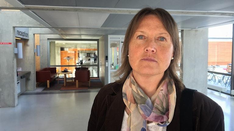 Mtesplats Oviken vill att biblioteket flyttar in - P4 Jmtland