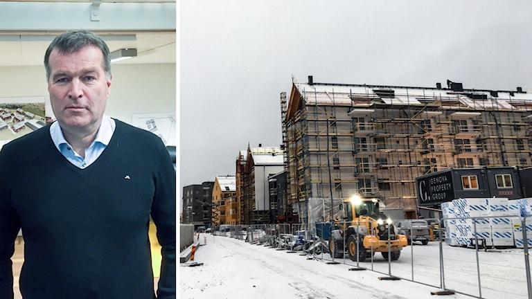 Bengt Eklund Bostadsrätter Östersund Nybyggen Storsjö strand