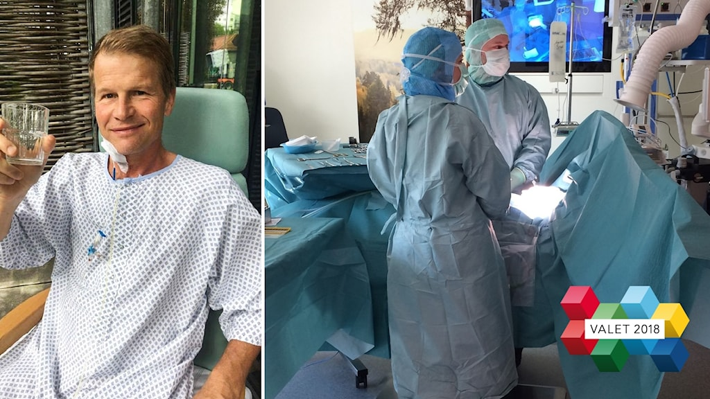Lars Källstrand #rättvis vård nivåstrukturering vårdköer cancer Region Jämtland Härjedalen vallogga