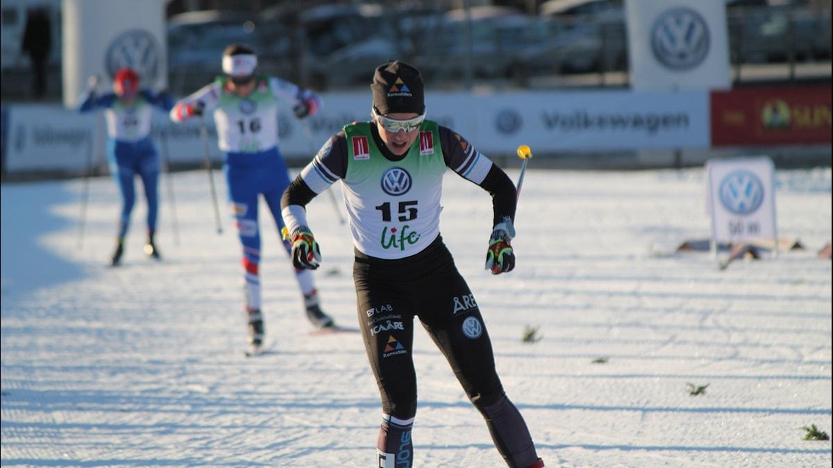 Lina Korsgren, Åre Längskidklubb