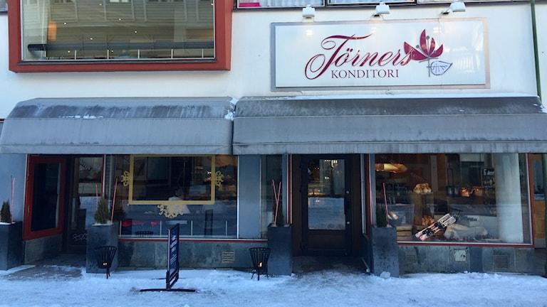 Törners konditori i Östersund