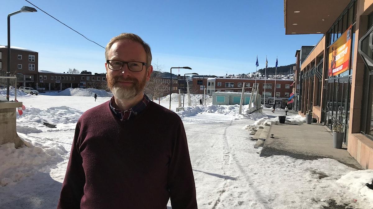 Göran Gabling, chef vid naturvårdsenheten, Länsstyrelsen Jämtland