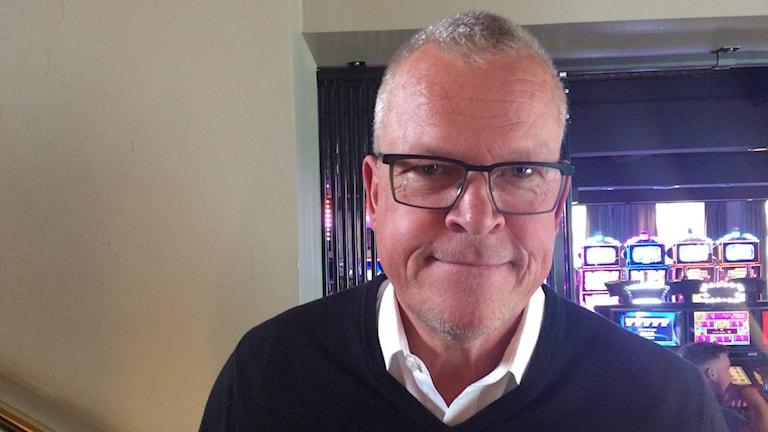 Sveriges förbundskapten i fotboll Janne Andersson