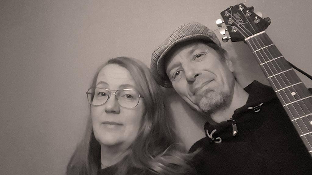 Artistduon Ingela och Micke