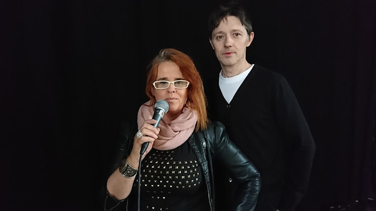 Marianne Erlandsson & Andreas Agerberg