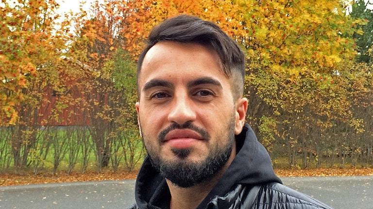 fotbollspelare i ÖFK, Brwa Nouri