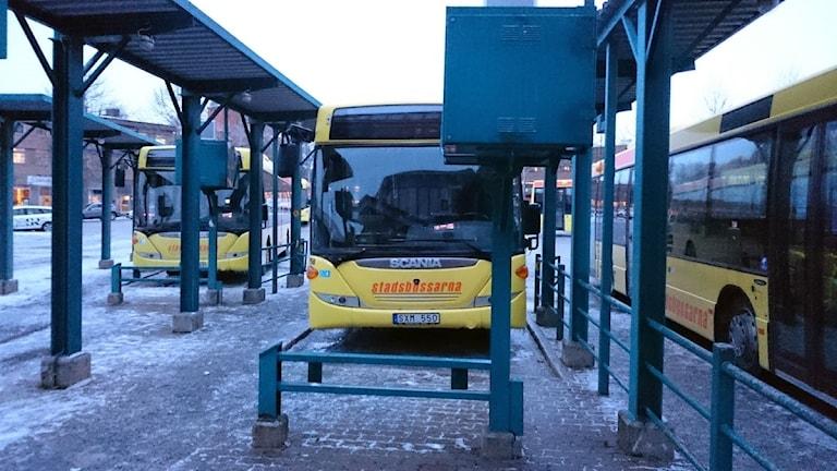 Inställda bussar Östersund