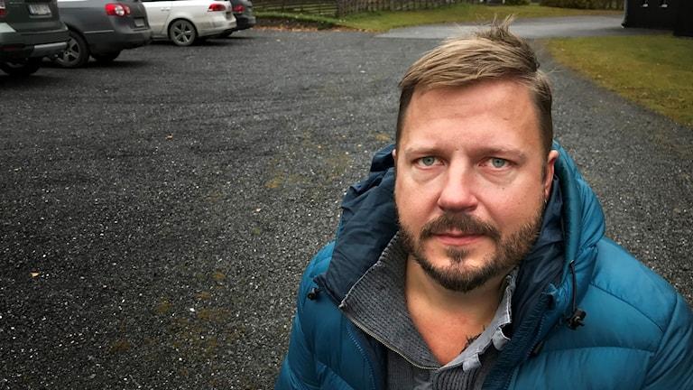 Tore Åberg är Gatuchef på Östersunds kommun.