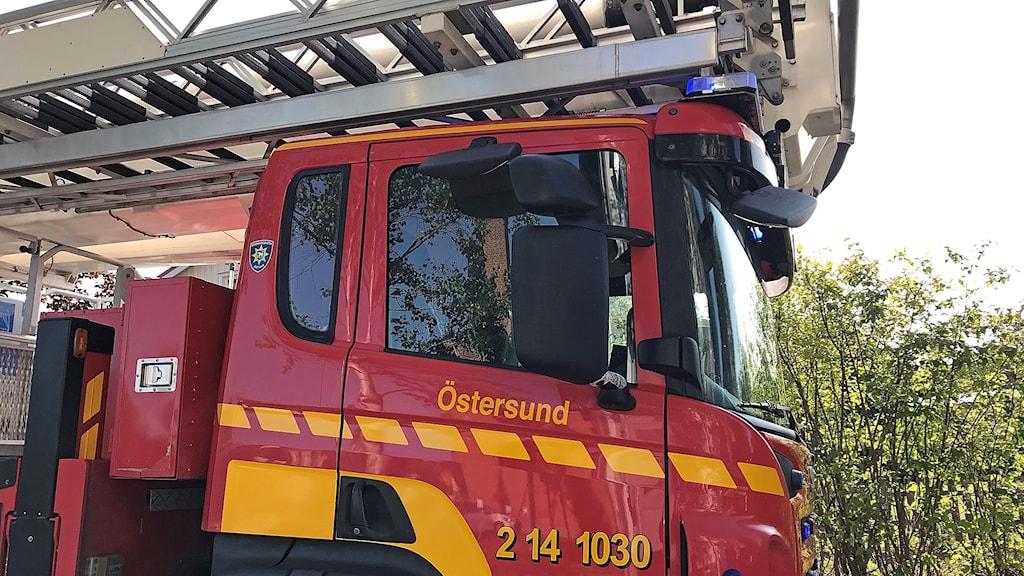 Räddningstjänsten Jämtland Östersund