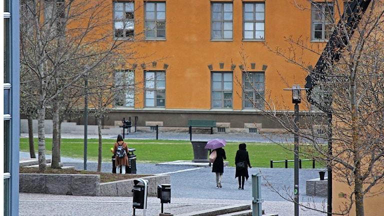 Mittuniversitetet Campus Östersund