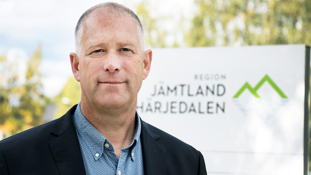Hans Svensson, regiondirektör