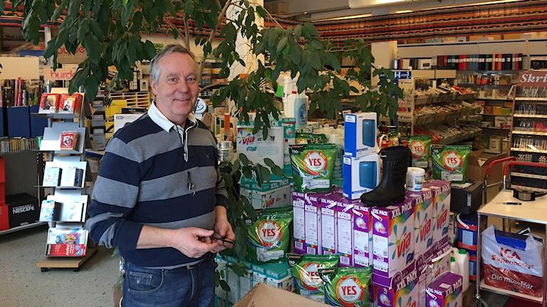 Krister Lindberg, medlem i Revsunds fiberförening