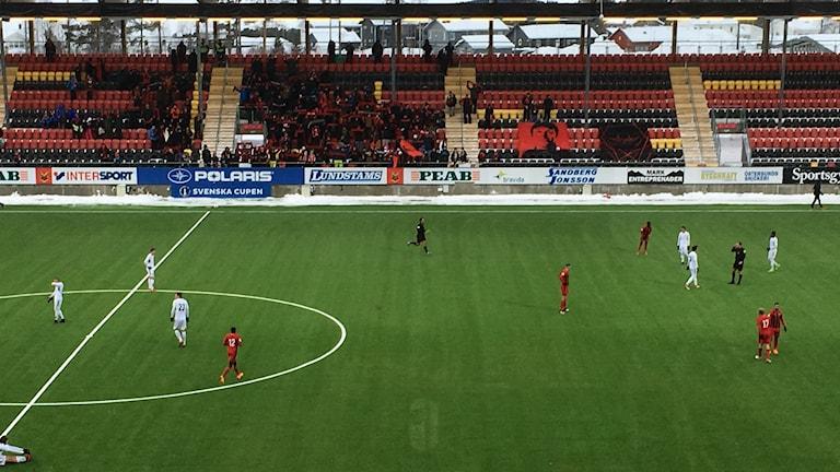 ÖFK möter Kalmar FF