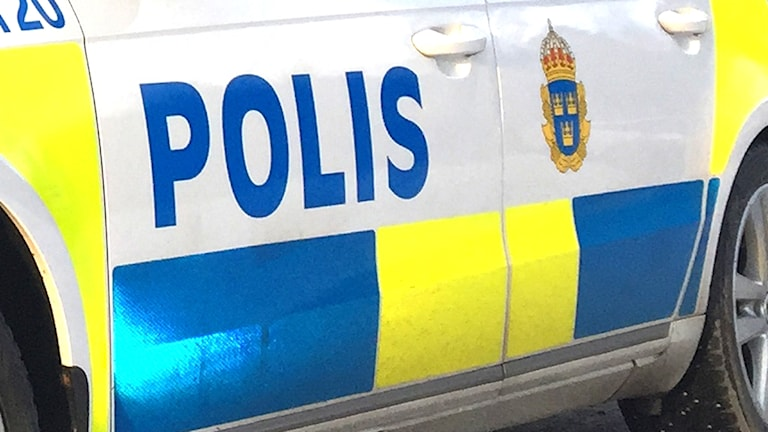 Polisbil Polis Polismyndihet