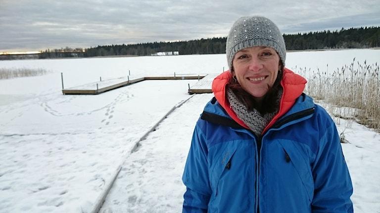 Irene Sivertsson projektledare för Lillsjön vid Östersunds kommun