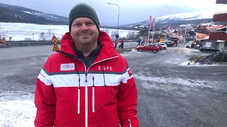 Per Jernström från Borlänge som har en kropp som värker.