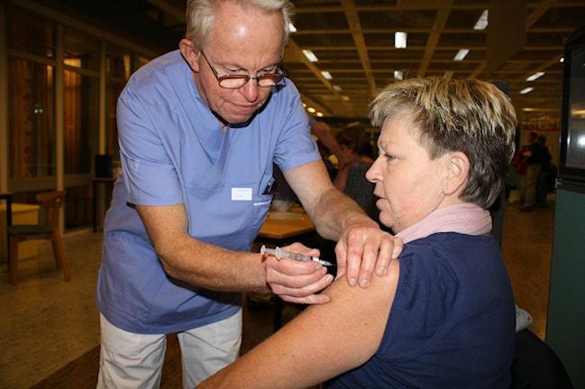 Vaccination svininfluensa