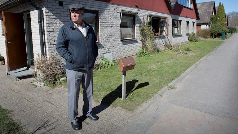 en man som heter ove Rolf Lassgård