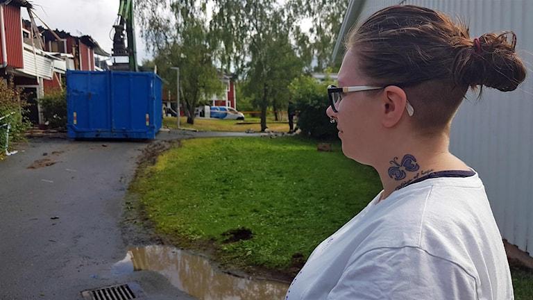 Frontalkrock nra Jrpen med tv skadade till sjukhus - P4