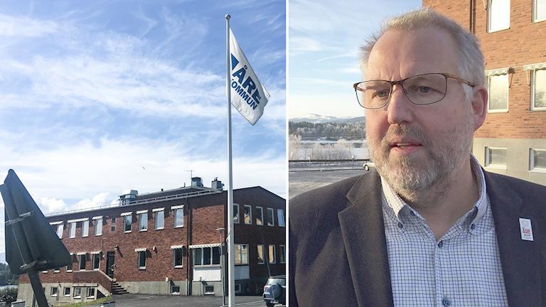 Peter Bergman (S) Åre kommun
