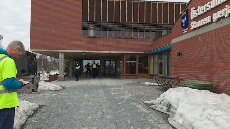 Biblioteket i Östersund