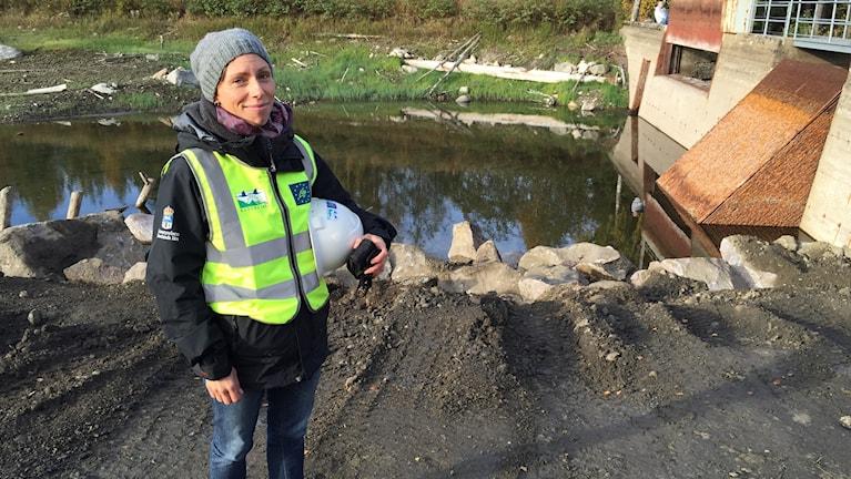 Malin Bernhardsson, Länsstyrelsen Jämtland. Foto Marcus Frånberg 20160927
