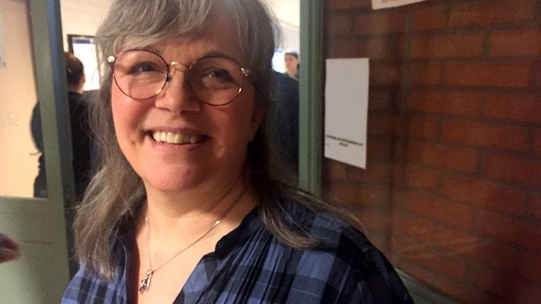 Annika Paulsson Björmo Skolkurator Fyrvallaskolan