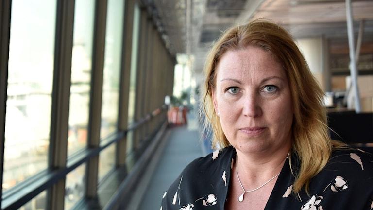 Situationen är allvarlig, säger Lärarförbundets ordförande Johanna Jaara Åstrand