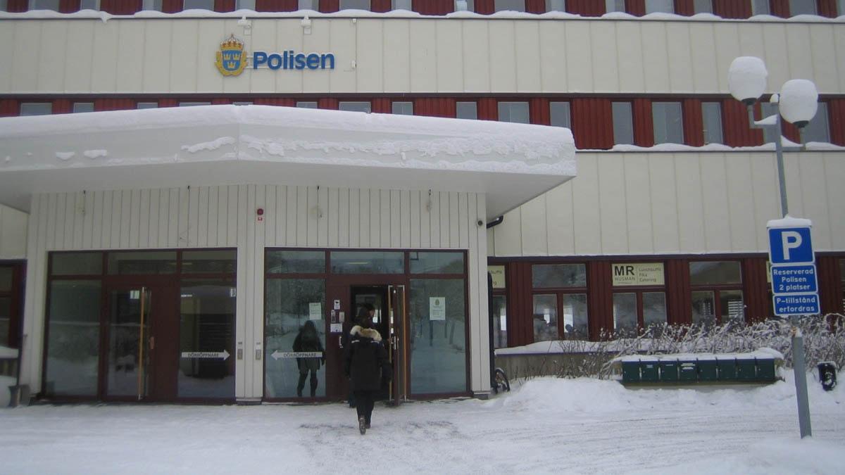 Polishuset i Östersund