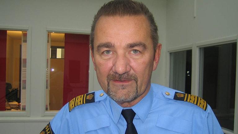 Polisområdeschefen Stephen Jerand