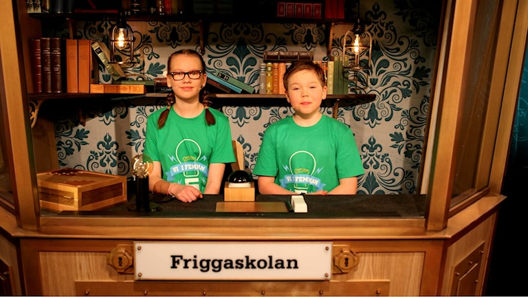 Friggaskolan i Buren i Göteborg