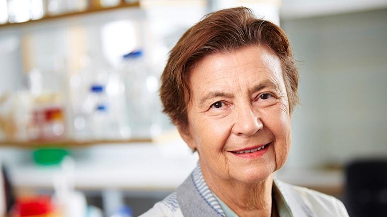 Britta Wahren, professor vid Karolinska institutet.