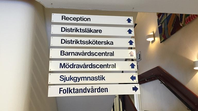 Hälsocentral Bräcke