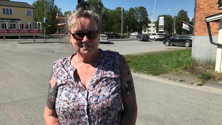Jenny Myhr från Mo, Bergs kommun