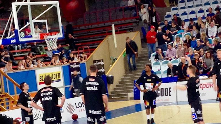 Uppvärmning Borås Basket