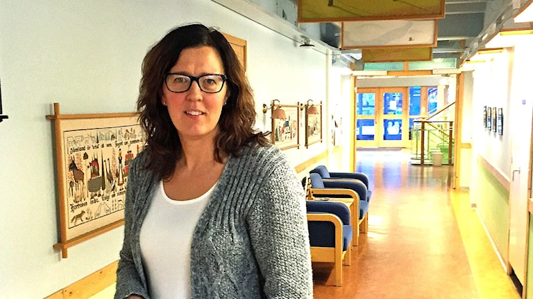 socialchefen Anna Berkestedt-Jonsson Krokom kommuns