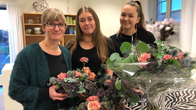 Floristutbildningen på Wargentinskolan