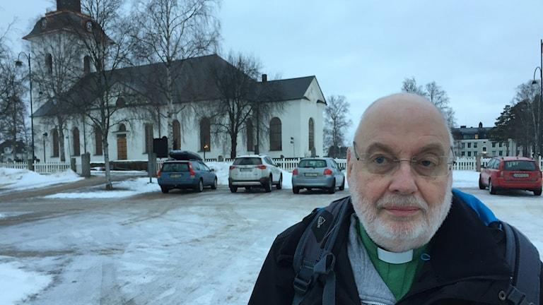 Roger Ideborg, diakon Svegsbygdens församling