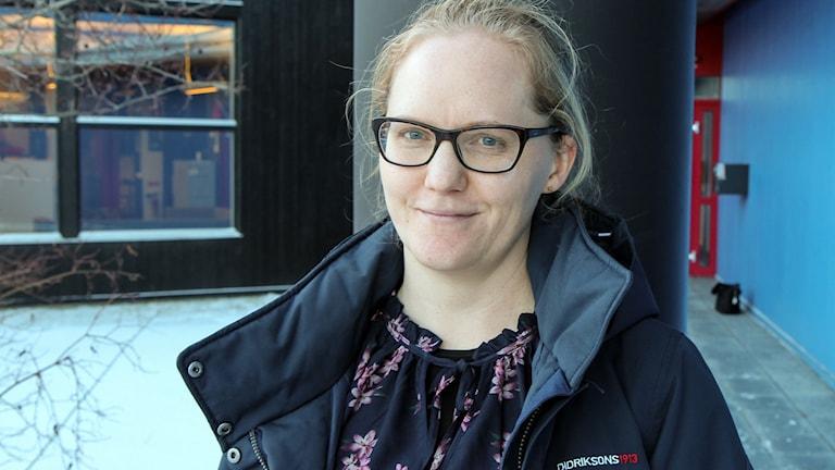 Lisa Bergström överläkare neurologi Östersunds sjukhus Region Jämtland Härjedalen