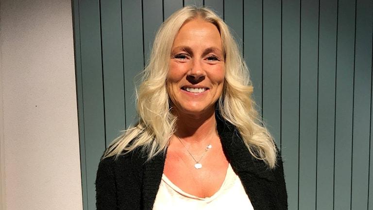 Karin Henriksson, evenemangssamordnare på Östersunds kommun.