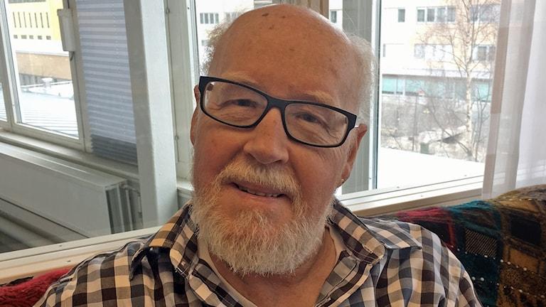 Claes-Göran Olsson.