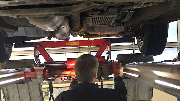 Bilbesiktning Bilprovning Bilmekaniker