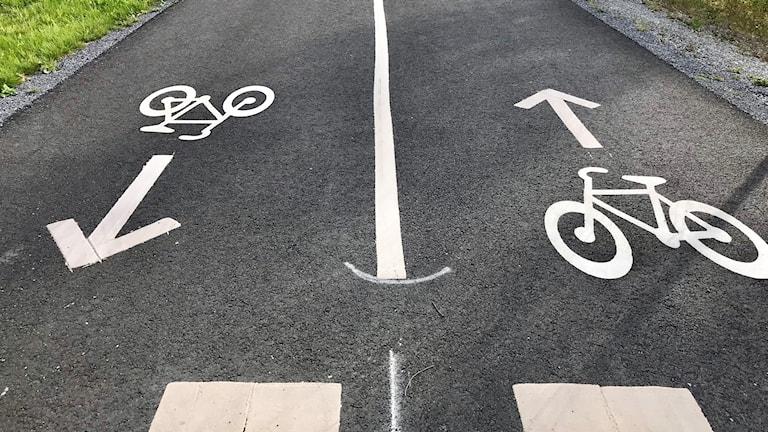 Expresscykelväg, cykel, cykelväg, cykelvägar, cykla.