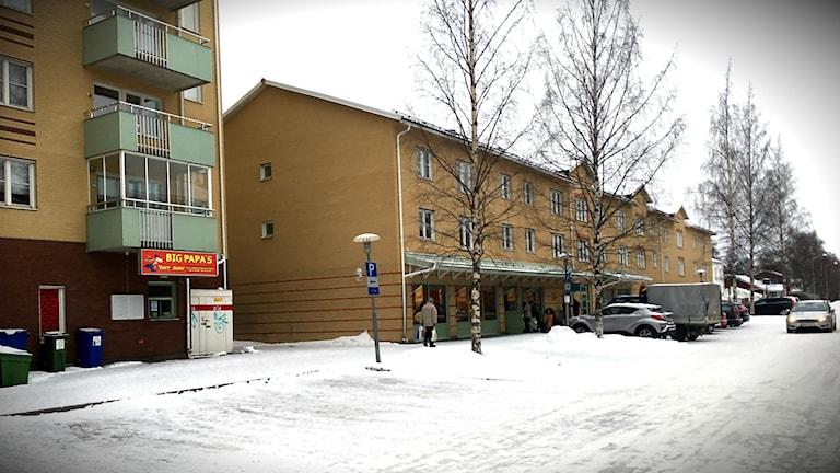 Bostadsrättsföreningen Östersundshus nr 35 - vid Blå Center.