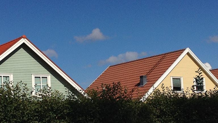 småhus, villor, hus, villapriser, fastigheter, östersund, villaområde