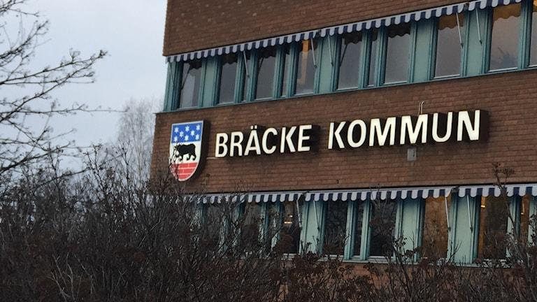 Kommunhuset i Bräcke